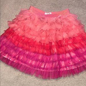 5 for $25 Children's Place tutu skirt sz 4